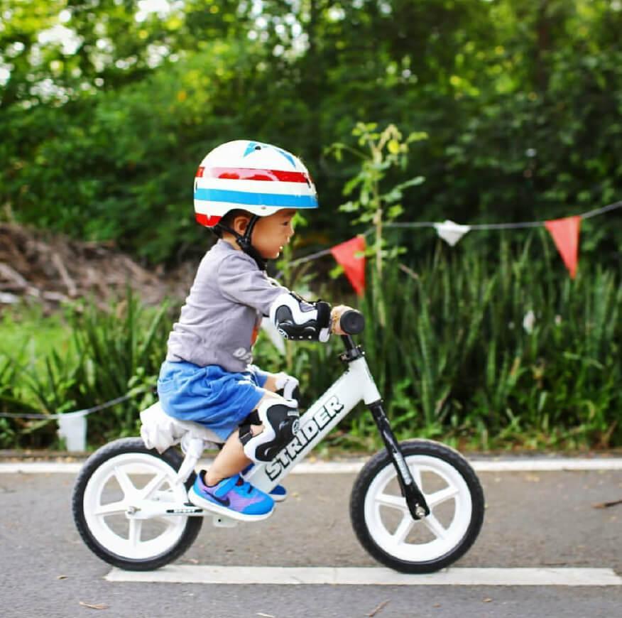 , Strider Bikes Sells 2 Millionth Bike, Approaches  Million Annual Revenue Mark, Strider Balance Bikes