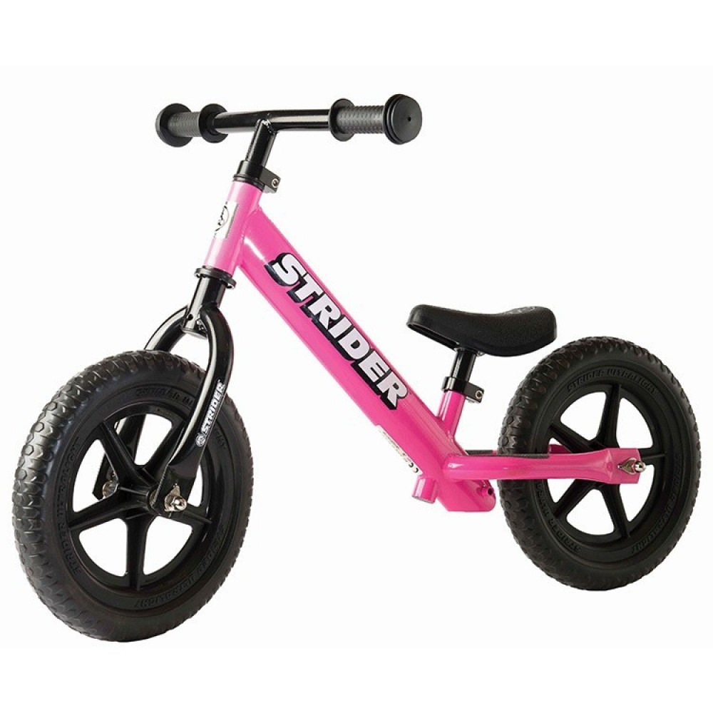 Strider 12 Classic Balance Bike - Pink