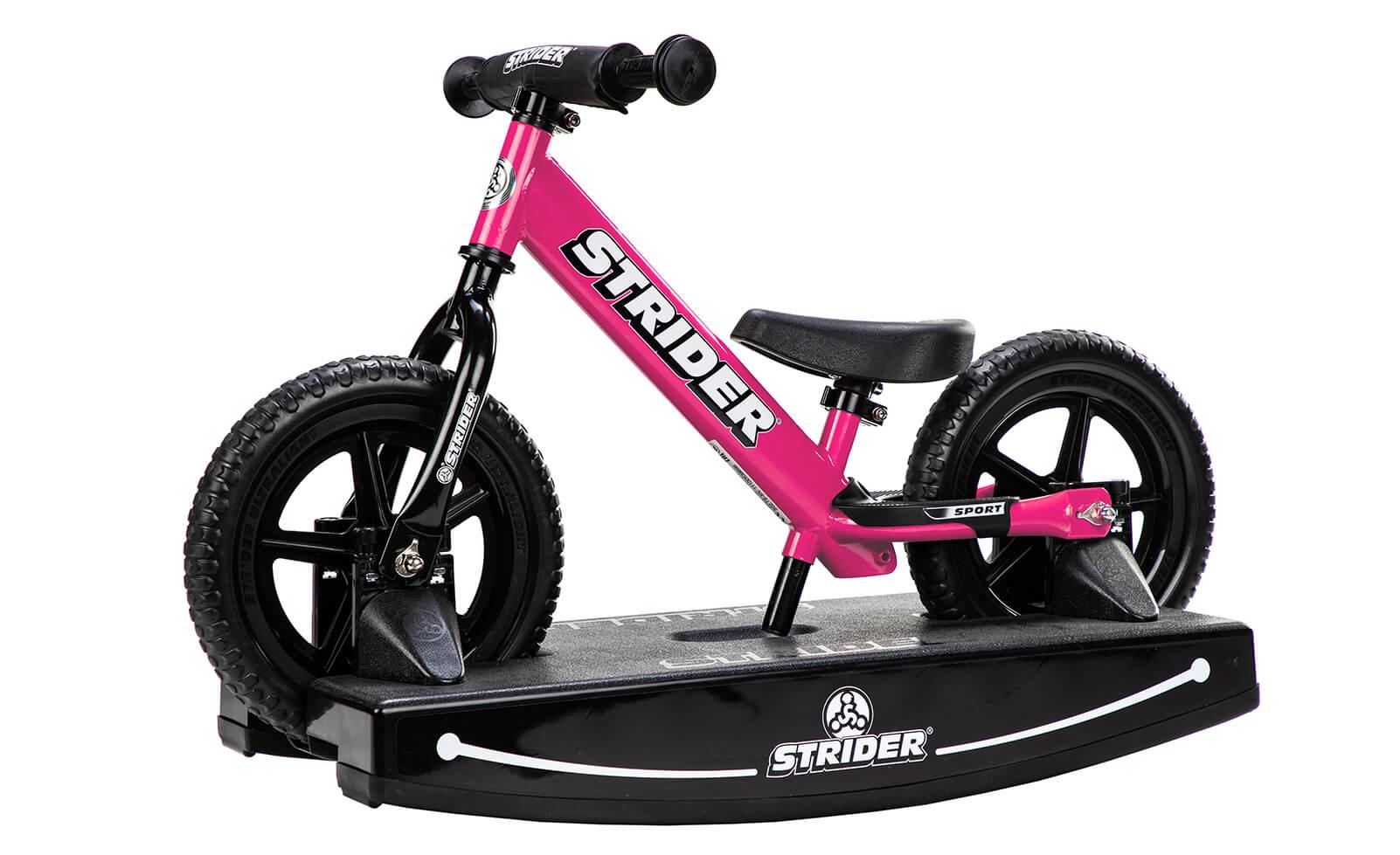 Strider 12 Sport Baby Bundle - Pink