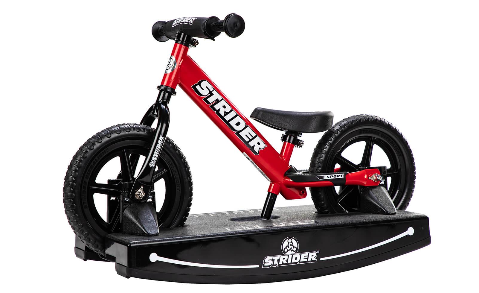Strider 12 Sport Baby Bundle - Red