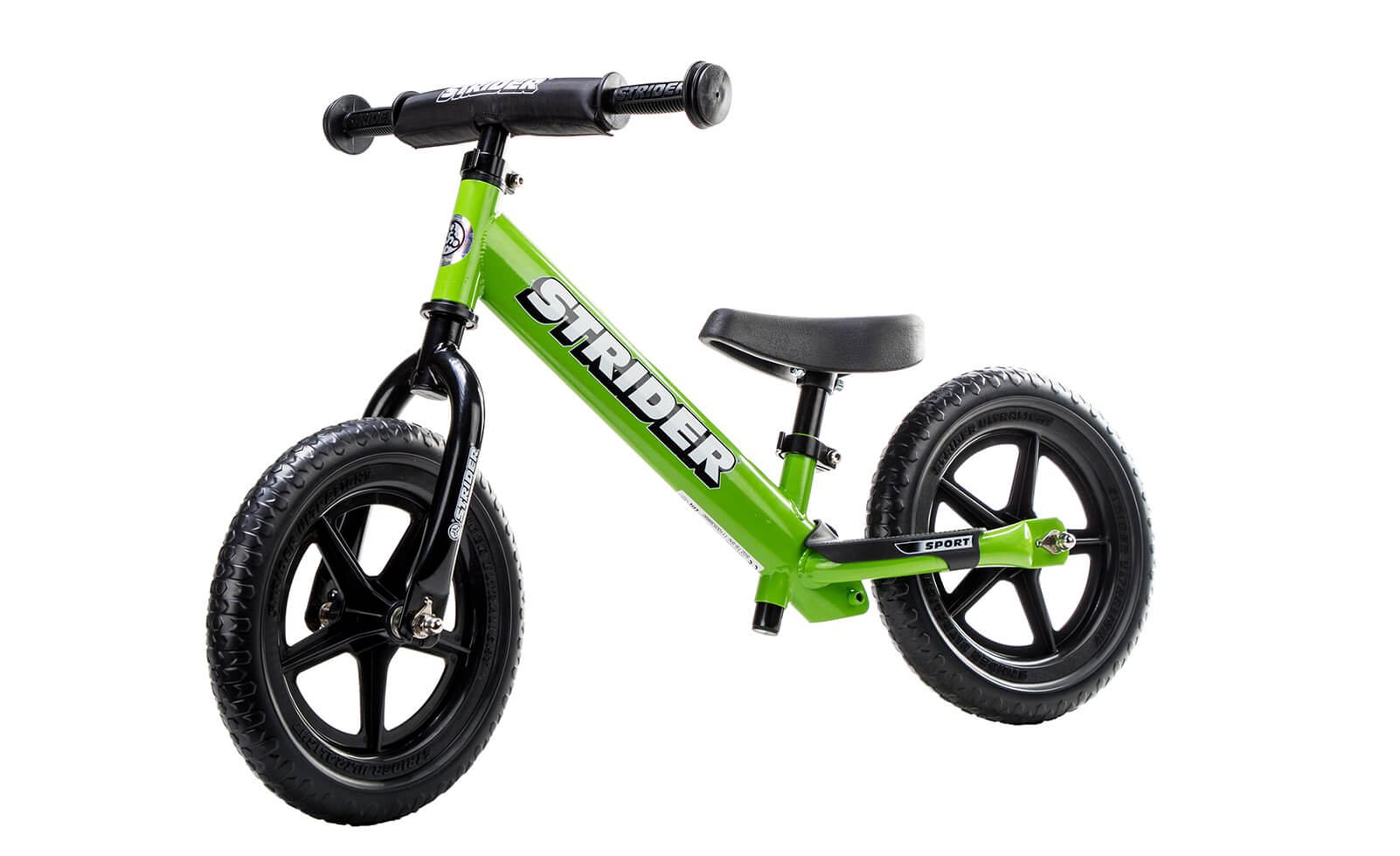 Strider 12 Sport - Green