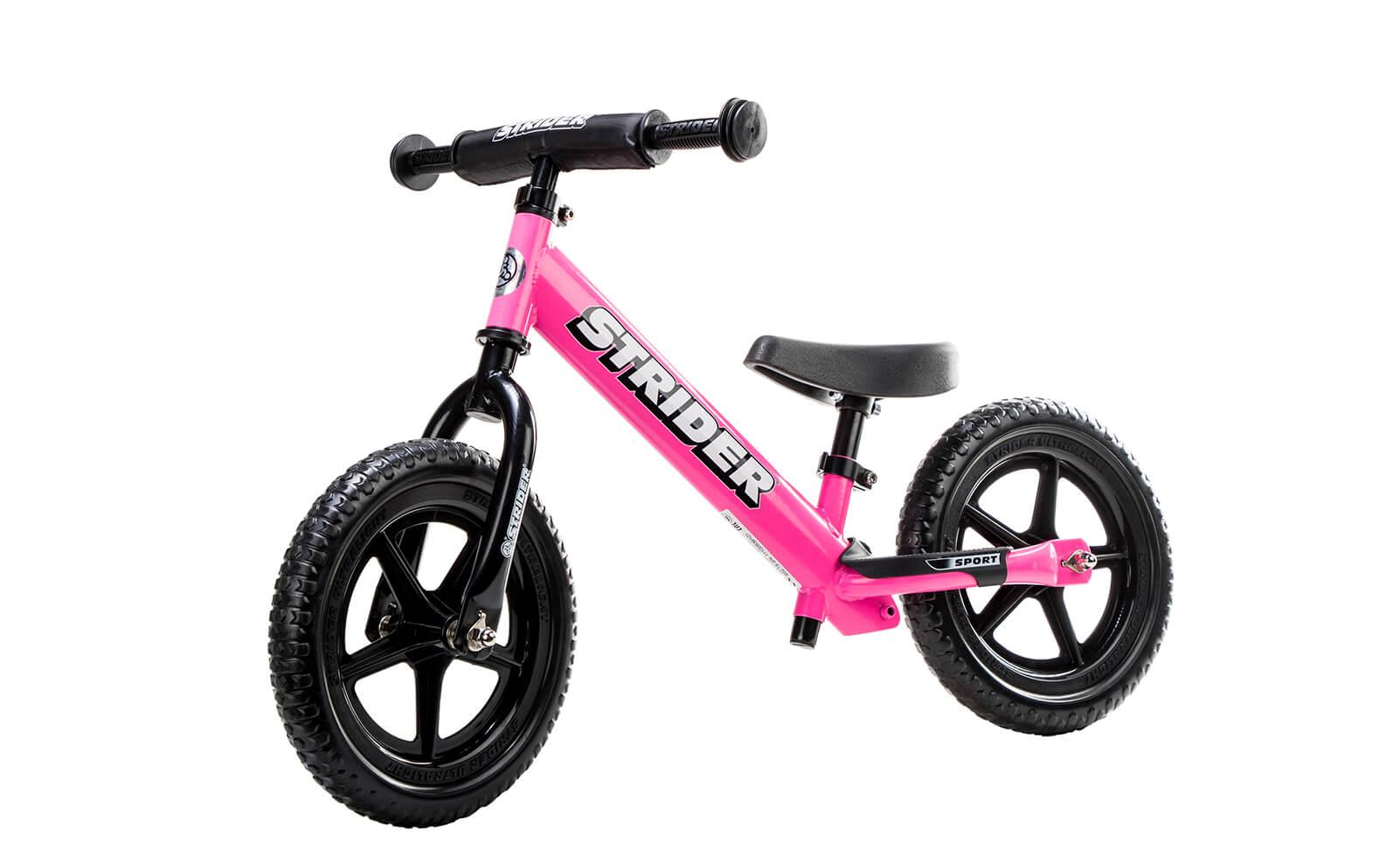 Strider 12 Sport - Pink