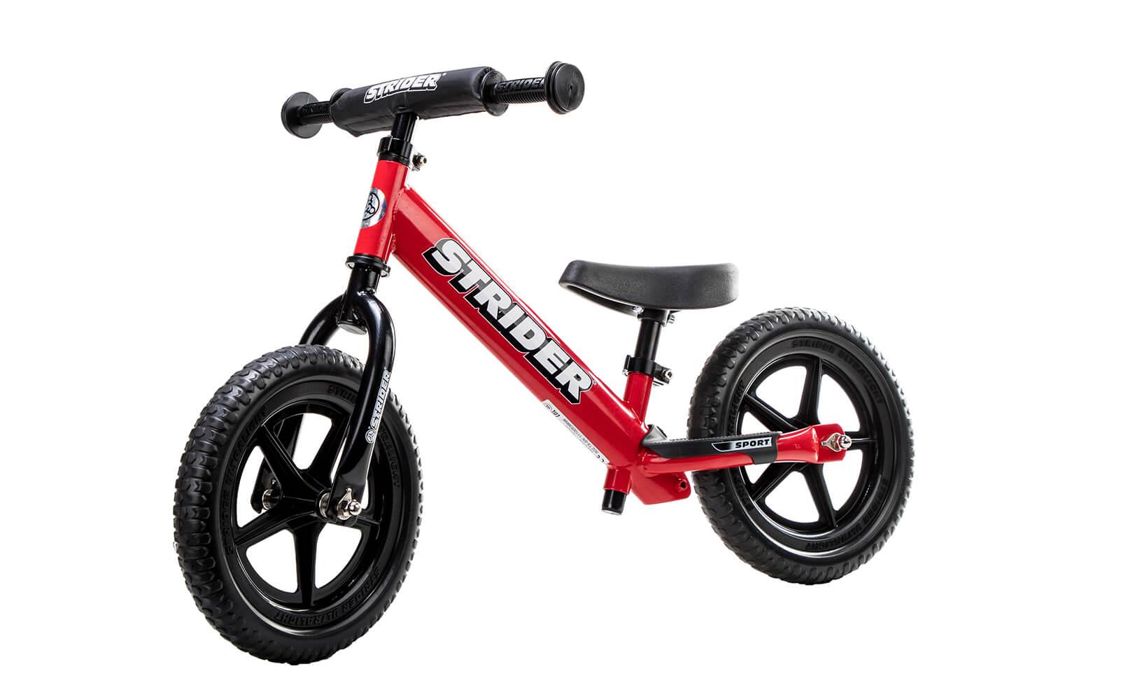 Strider 12 Sport - Red