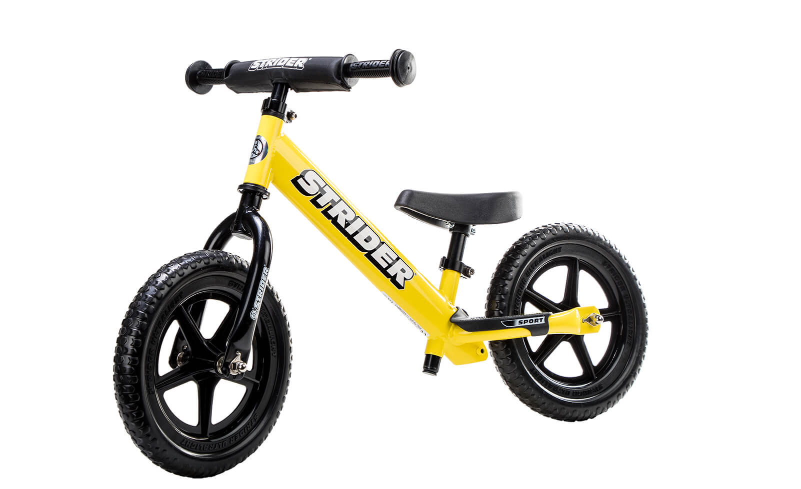 Strider 12 Sport - Yellow