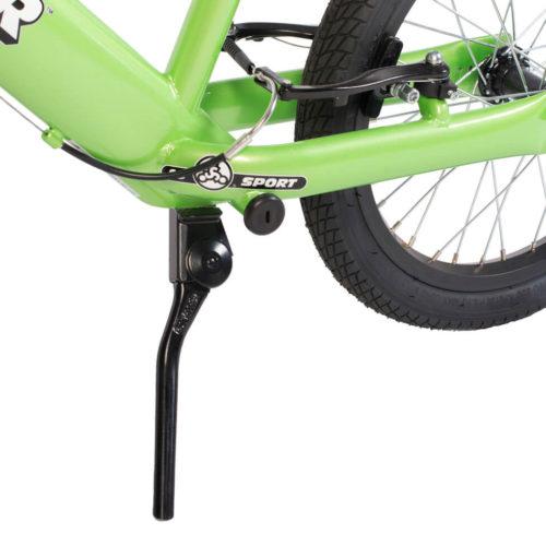 strider balance bike kickstand