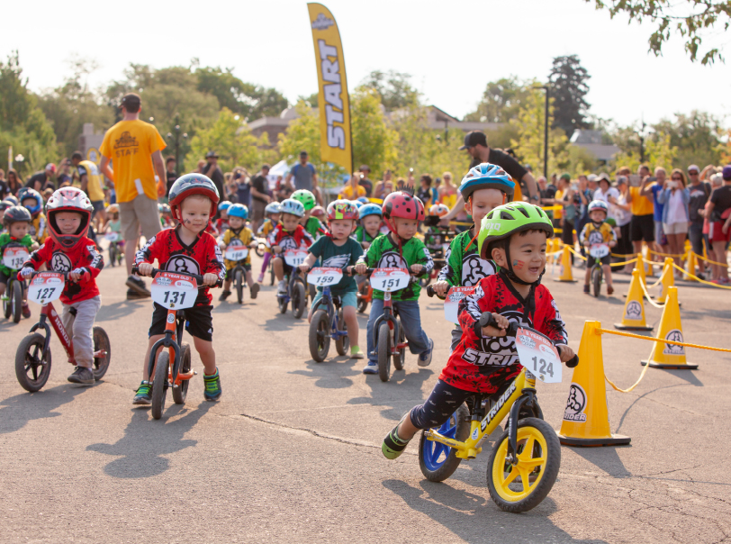 Strider Balance Bike Events