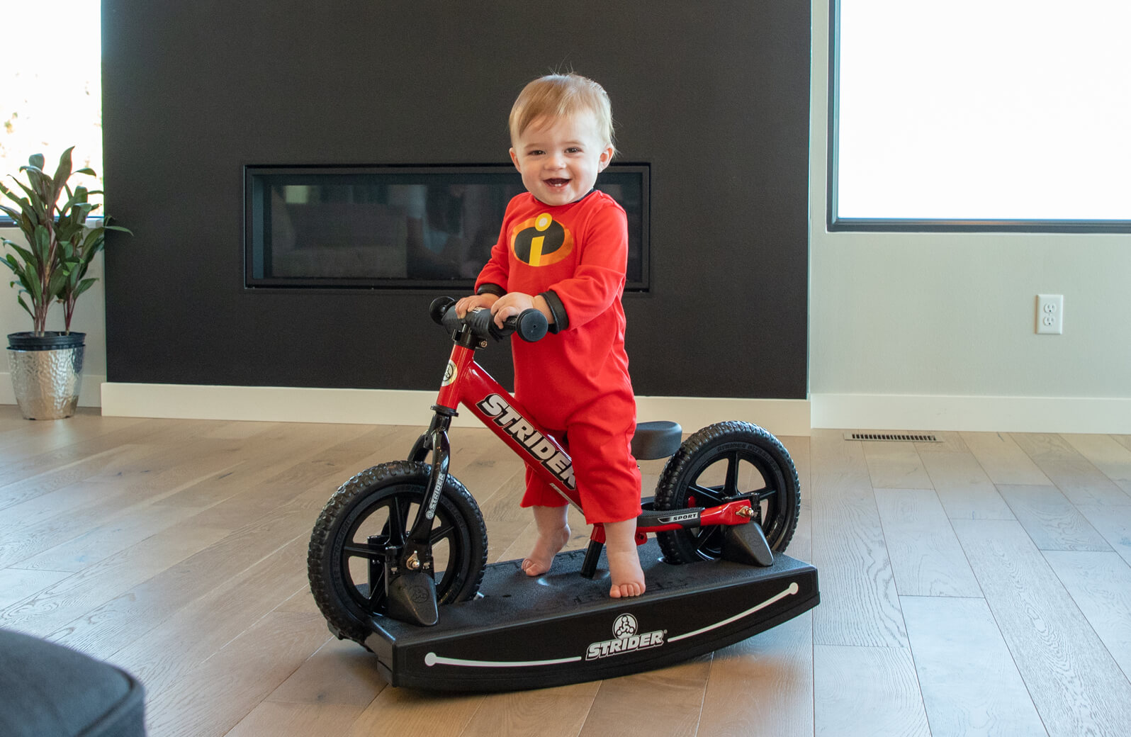strider balance bikes be excited