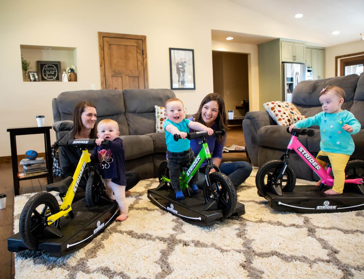 strider bike finder baby bundle