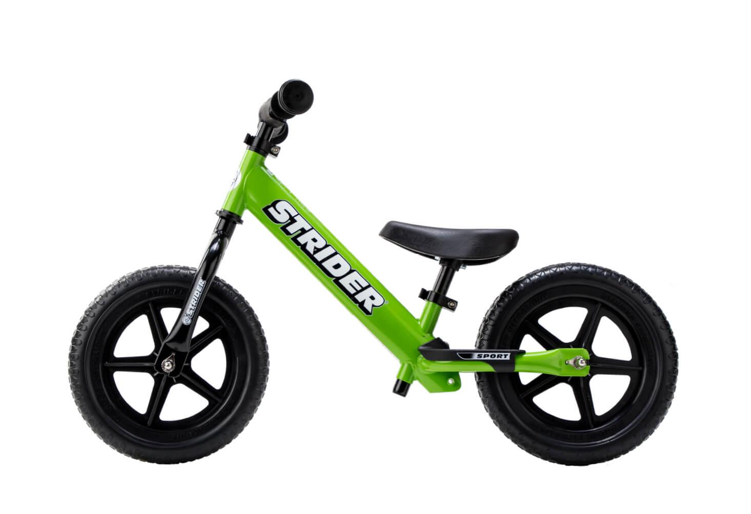 , 12 Bikes, Strider Balance Bikes