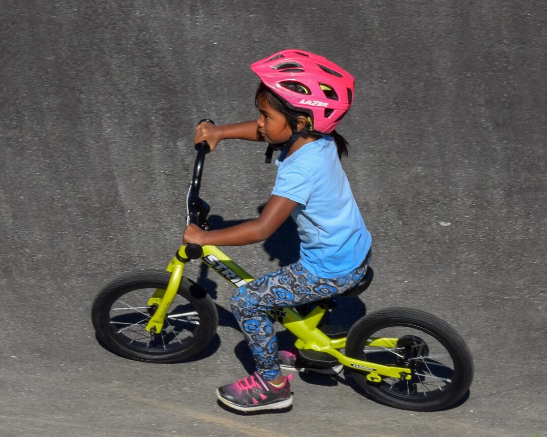 Strider 14x Balance Bike Footrests