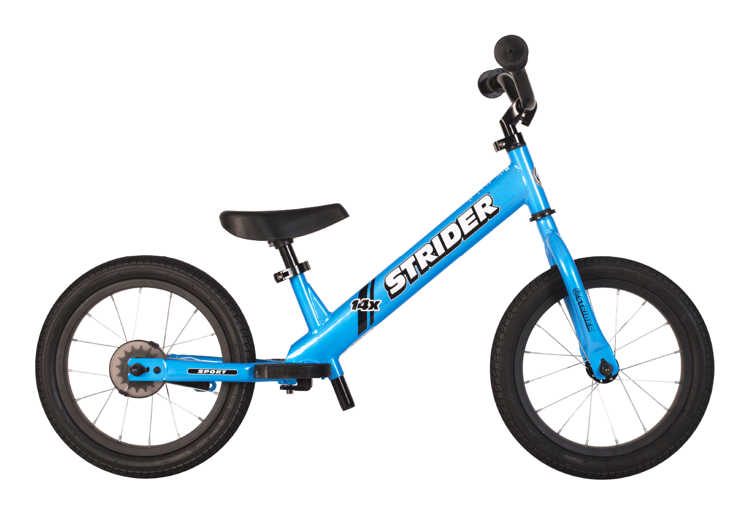Strider 14x Balance Bike - Blue