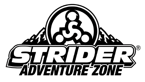 Strider Adventure Logo