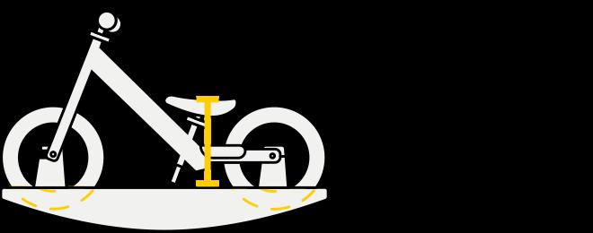 Strider Baby Bundle safety illustration
