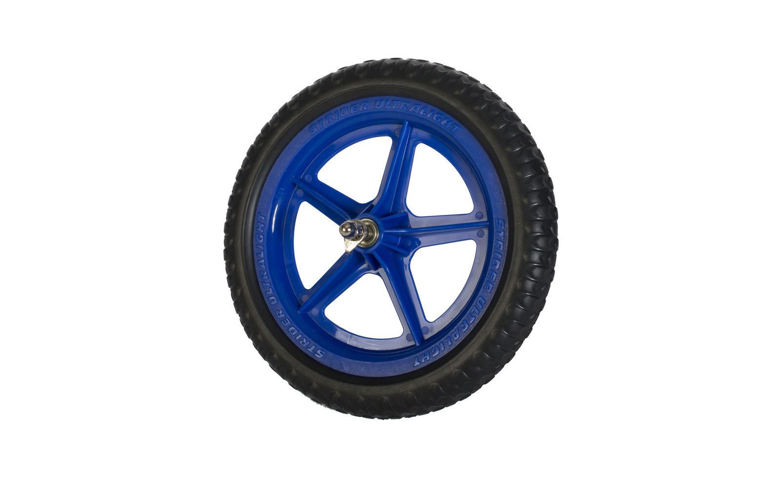 "Strider 12"" Ultra-light Wheel - Blue"