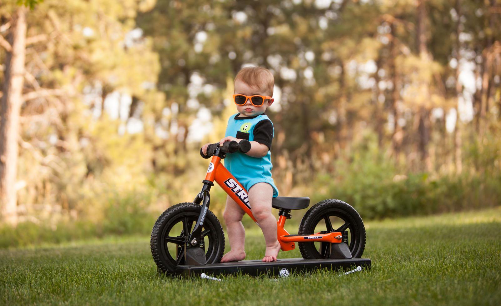 Strider Sport Baby Bundle