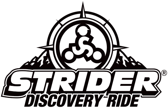 Strider Discovery Ride Logo