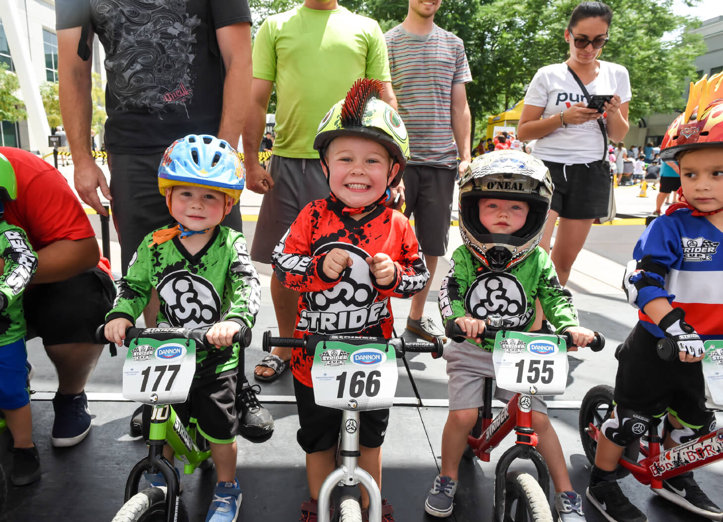 , Strider Events, Strider Balance Bikes