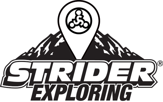 Strider Exploring logo