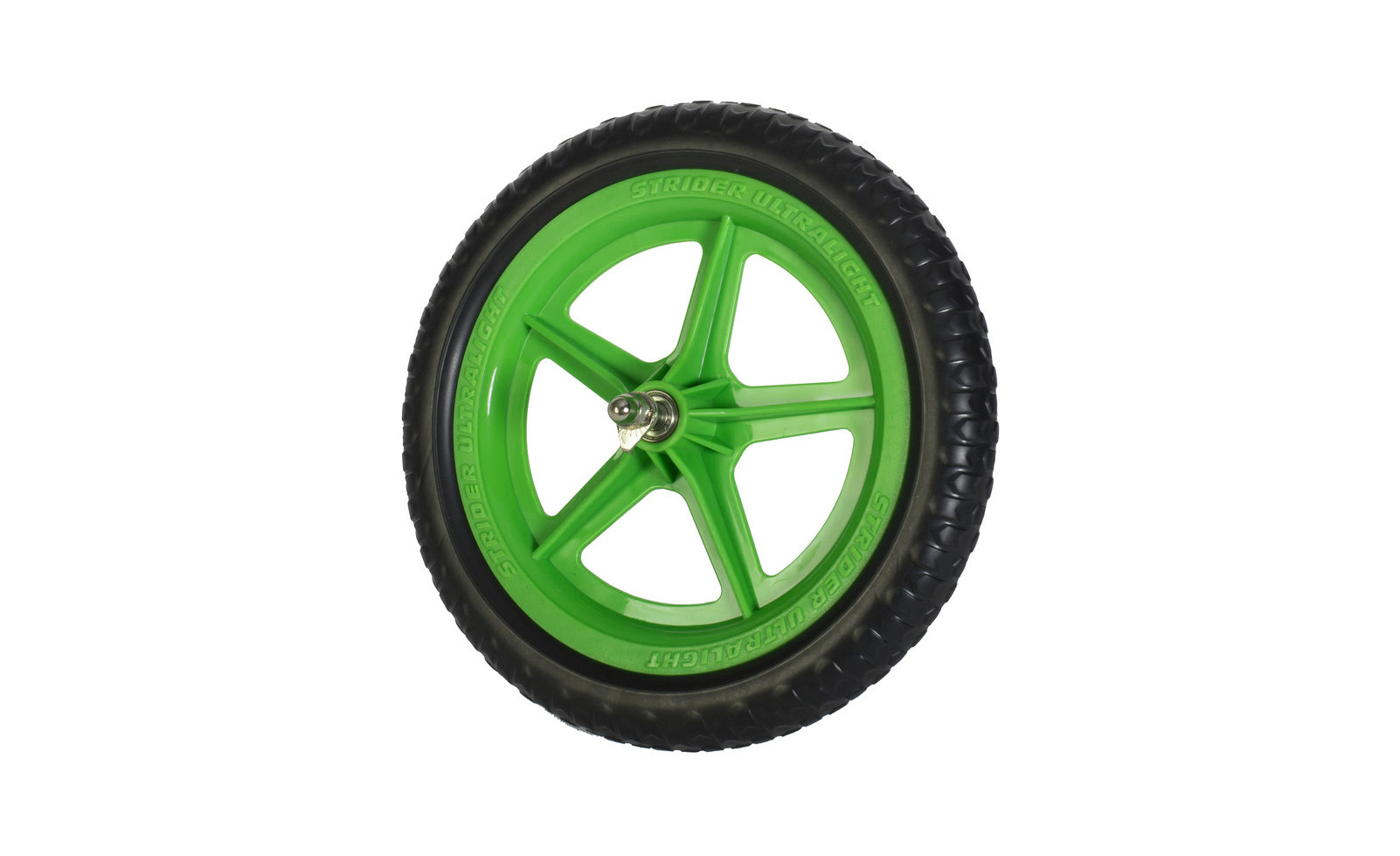 "Strider 12"" Ultra-light Wheel - Green"