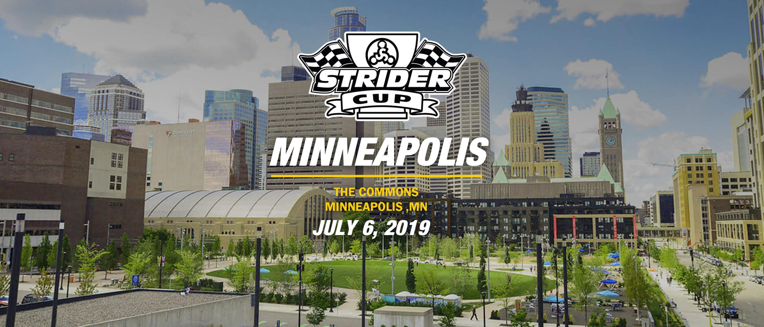 , Events – Minneapolis, Strider Balance Bikes