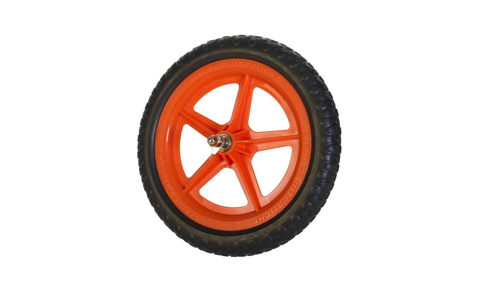 "Strider 12"" Ultra-light Wheel - Orange"