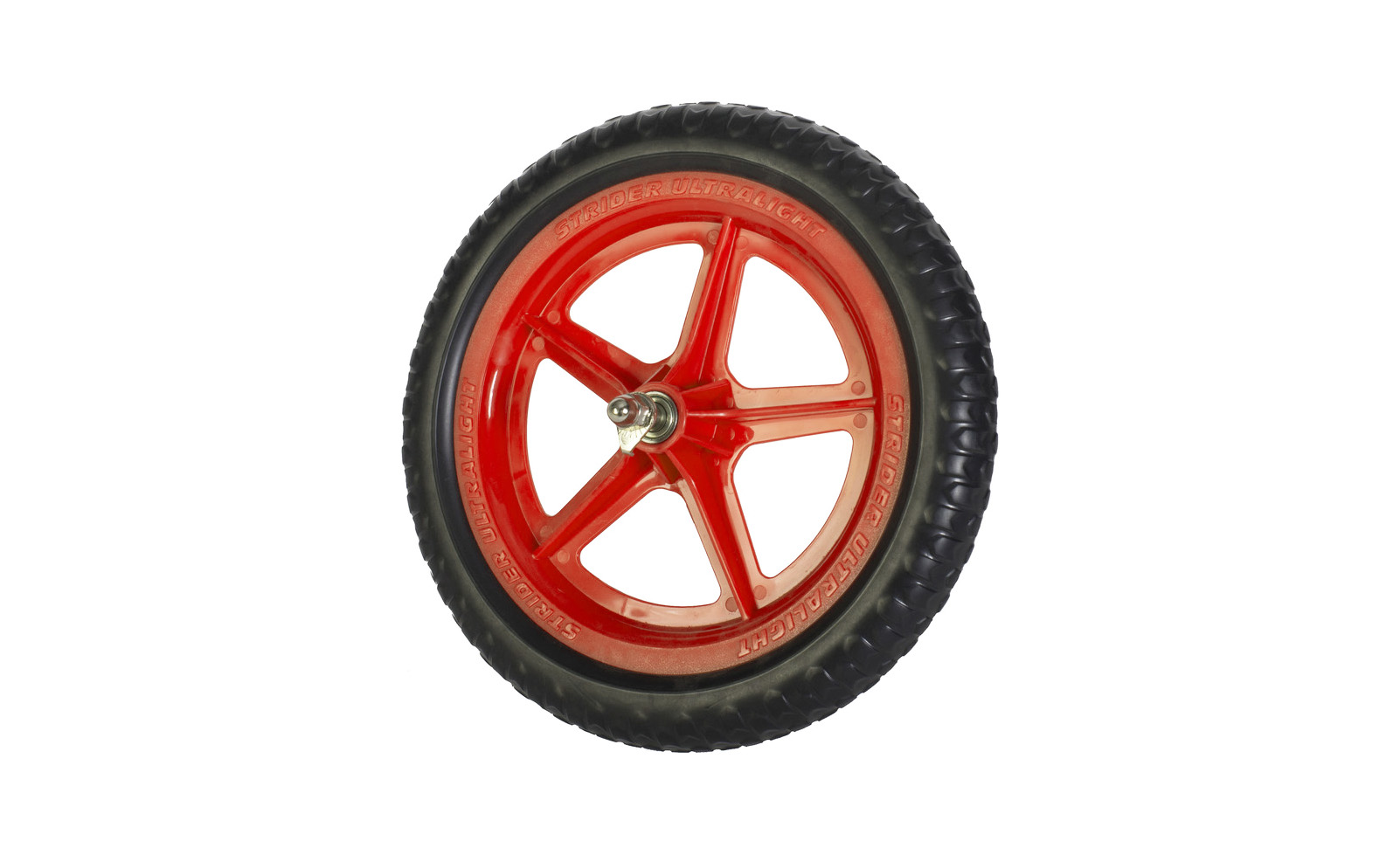 "Strider 12"" Ultra-light Wheel - Red"