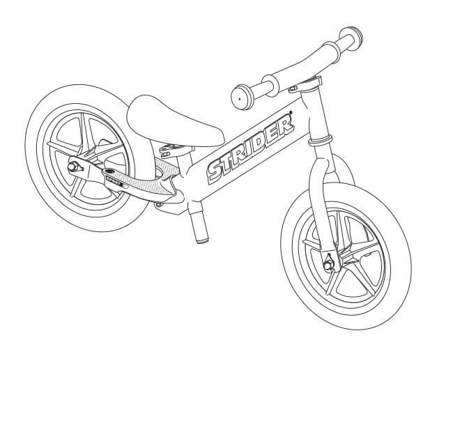 illustration Strider 16/20