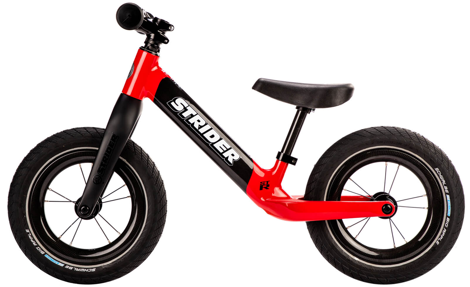 Strider ST-R Carbon Fiber Balance Bike