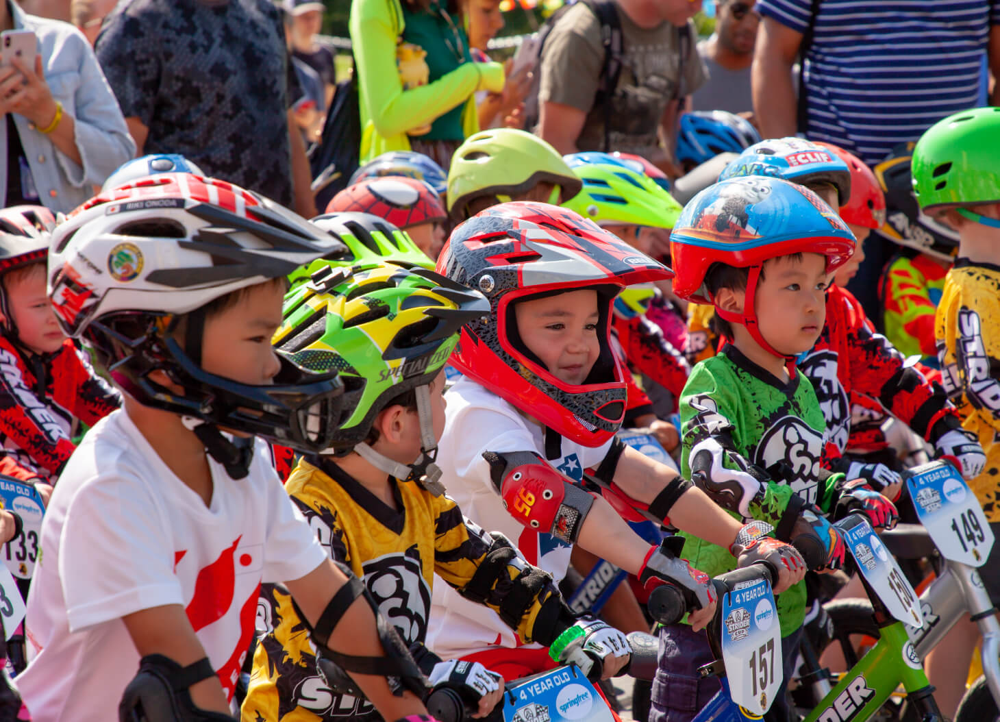 , Strider Racing, Strider Balance Bikes