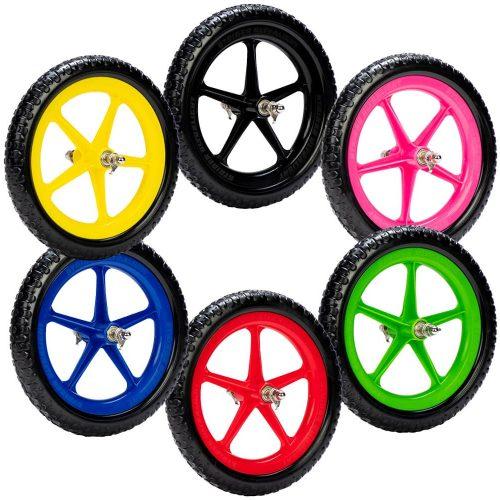 Group photo of Ultralight Wheels