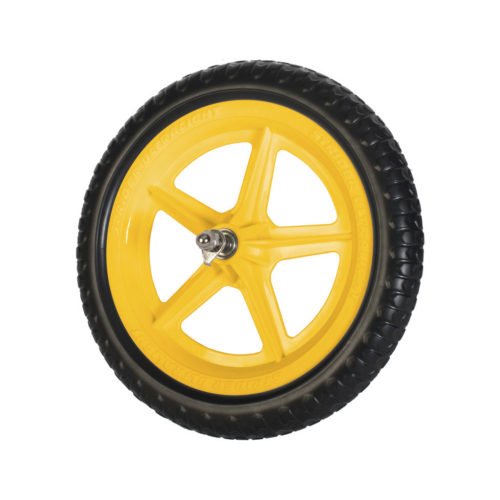 "Strider 12"" Ultra-light Wheel - Yellow"
