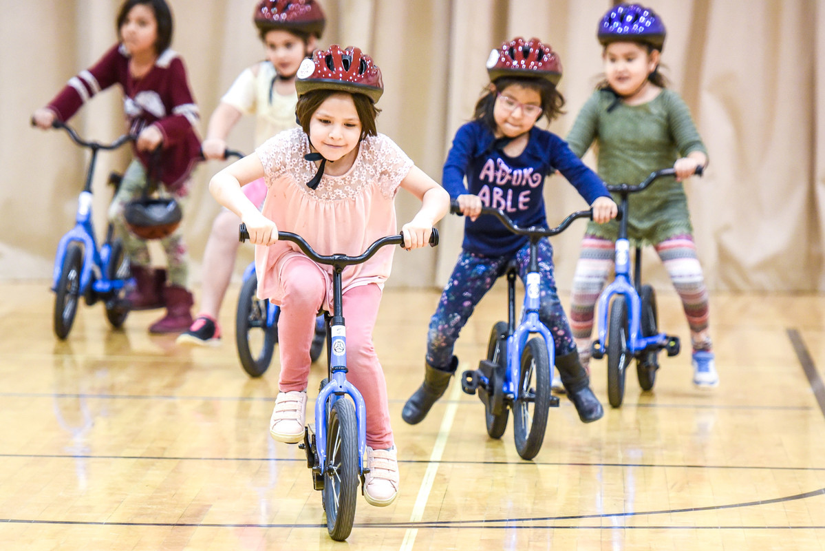 Balance Bikes Can Help Your Students Grow and Succeed