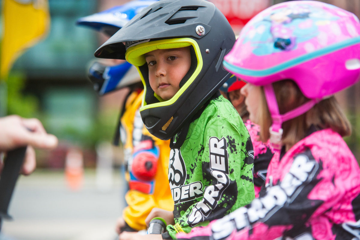 Ontario Native Takes 1stPlace in Strider Cup Race