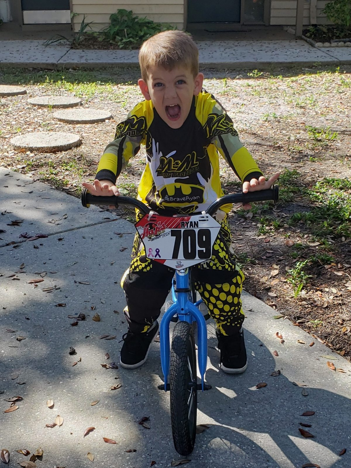 Ryan's Story – A Boy and His Bike