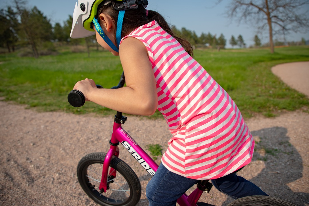 14x Sport Balance Bike - Fuchsia
