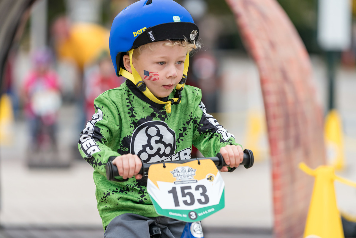 Hanover Toddler Reaches the Podium Among Fierce Competition at the 2019 Strider Cup World Championship