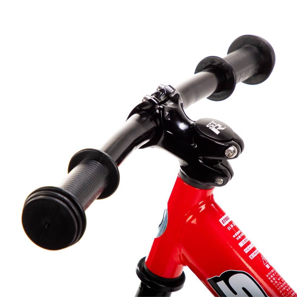 Strider Aluminum Flat Handlebar with Grips